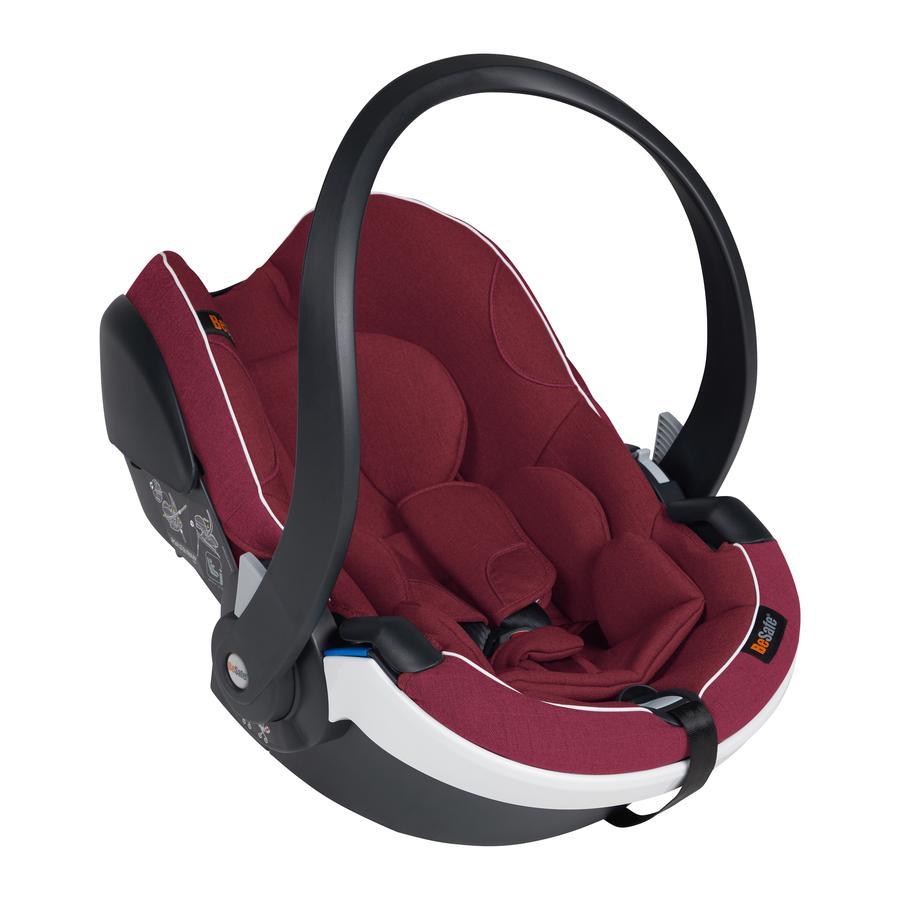 BeSafe Babyschale iZi Go Modular X1 i-Size Burgundy Melange