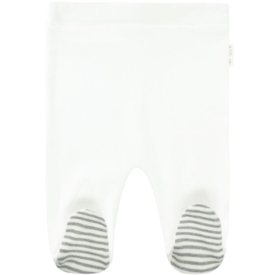 STACCATO  Spodnie ze zdjętą stopą white