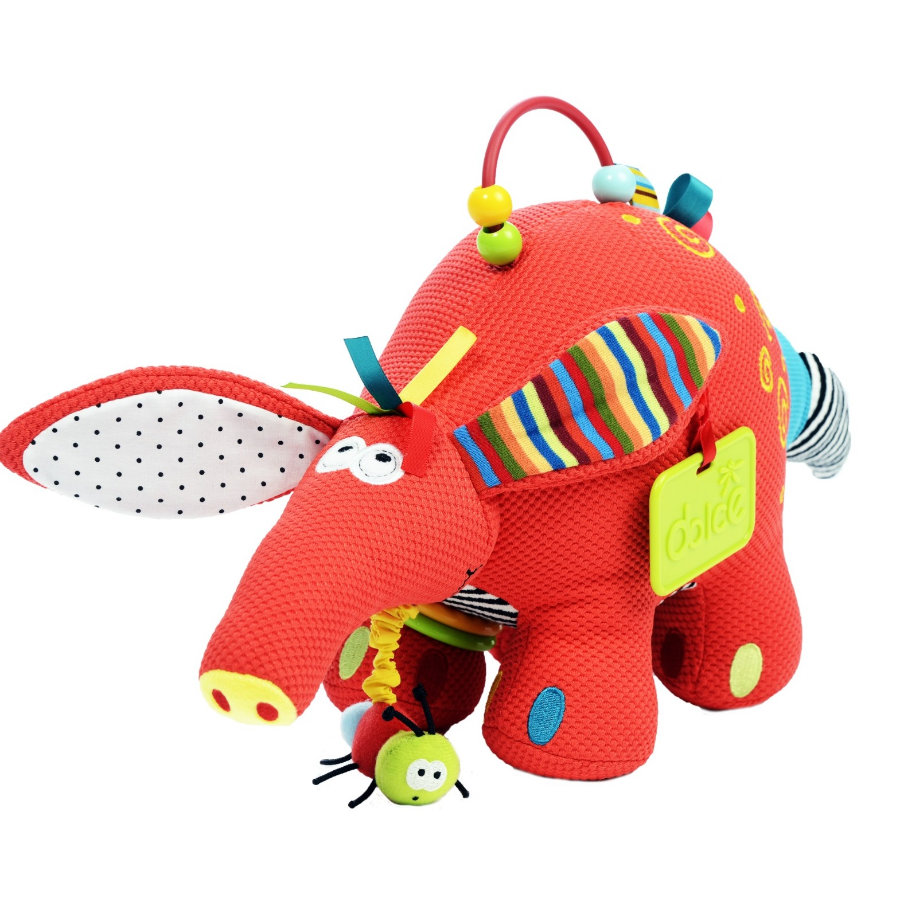 dolce Toys Erdferkel Anton