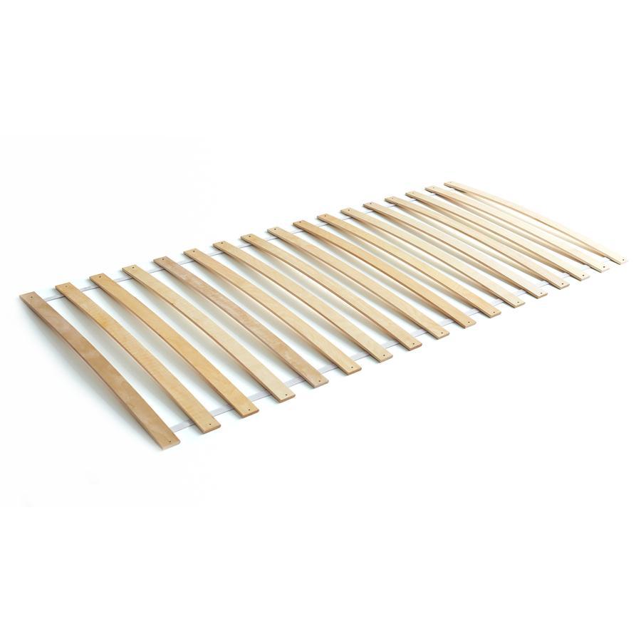 TICAA Rollrost mit Federleisten 90 x 200 cm