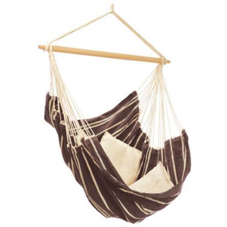AMAZONAS Hanging Chair Brazil mocca