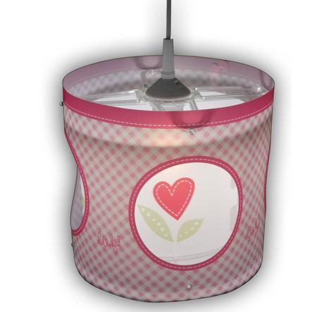 niermann Stand-by roterende hanglamp Lief voor Girls