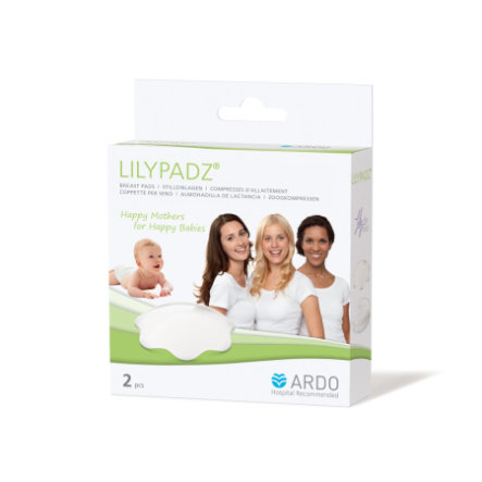 ARDO LilyPadz Reusable Nursing Pads