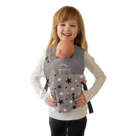 manduca Puppet Cotton carrier Starlets Rose