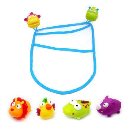 knorr® toys Jouet de bain escabbo® safari jungle 7 pièces