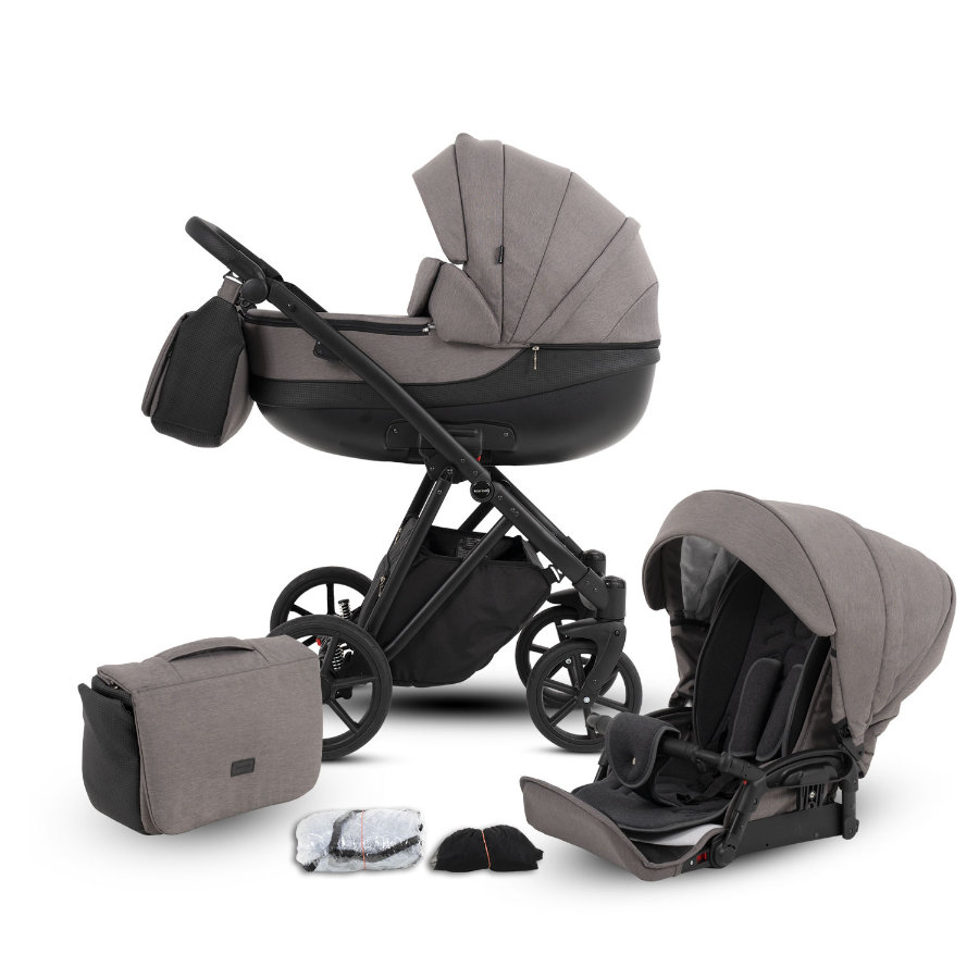 knorr-baby YAP Taupe 2020