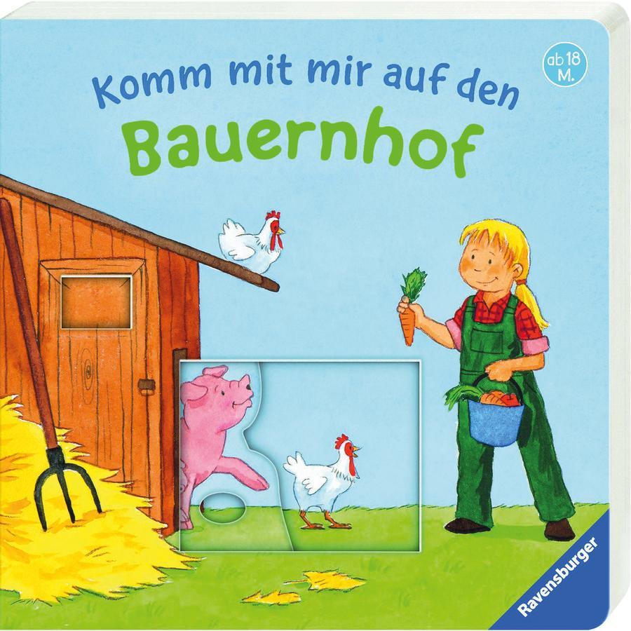 Ravensburger Komm mit mir auf den Bauernhof