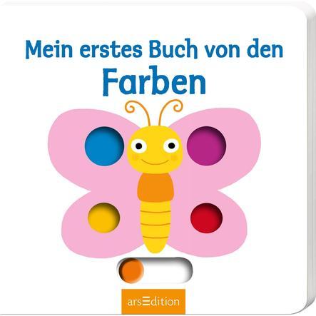 arsEdition Mein erstes Buch von den Farben