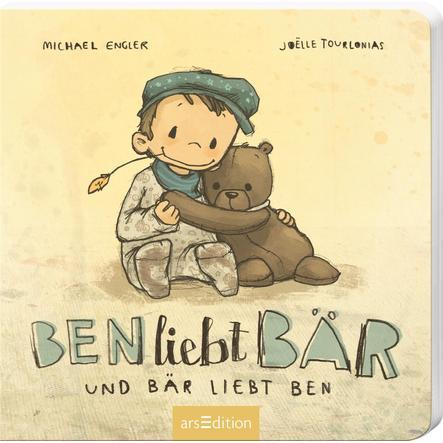 arsEdition Ben liebt Bär…und Bär liebt Ben