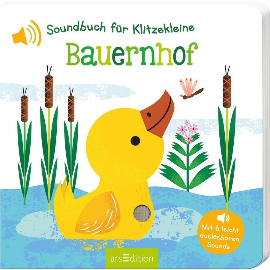 arsEdition Soundbuch für Klitzekleine - Bauernhof