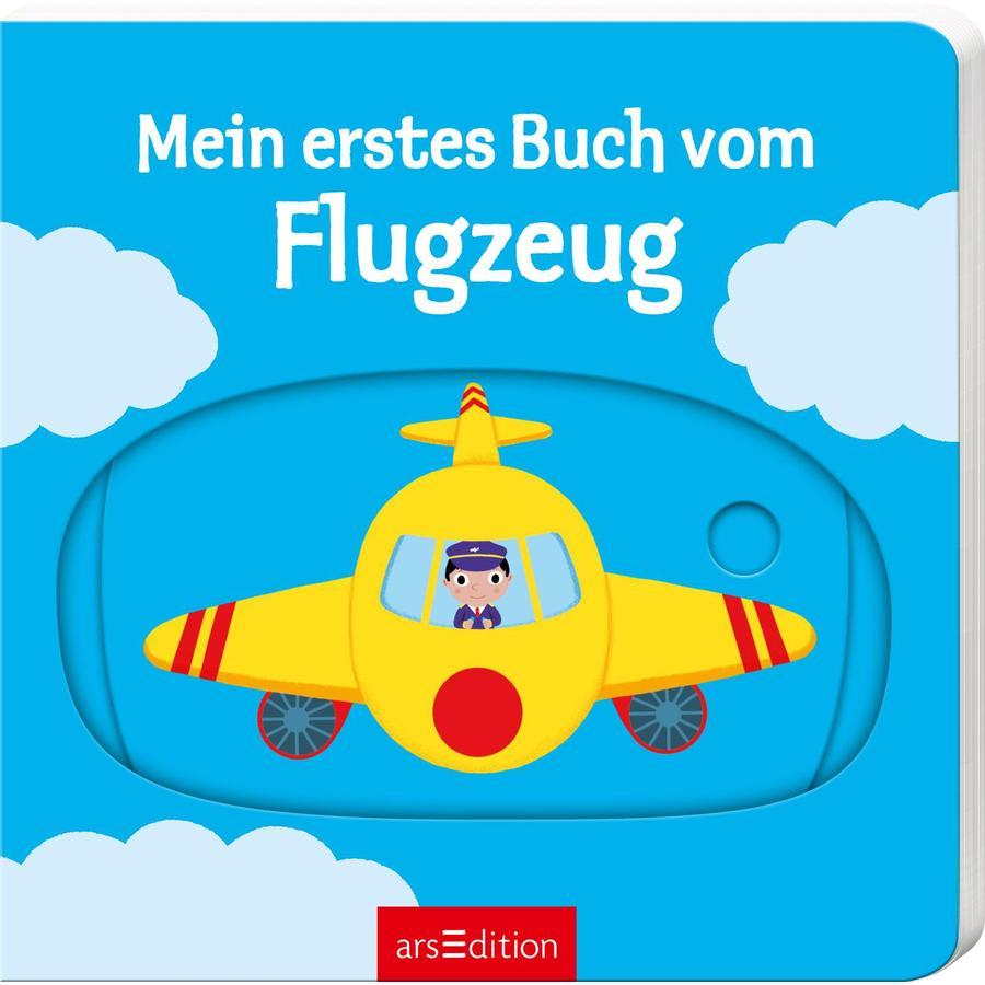 arsEdition Mein erstes Buch vom Flugzeug