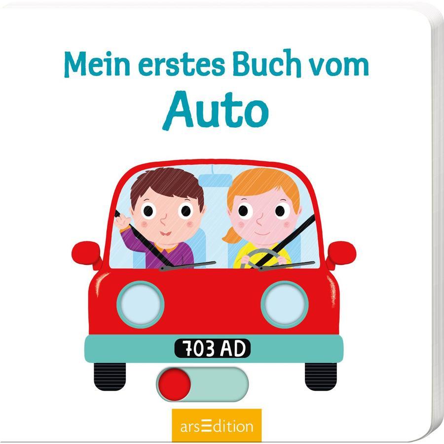 arsEdition Mein erstes Buch vom Auto