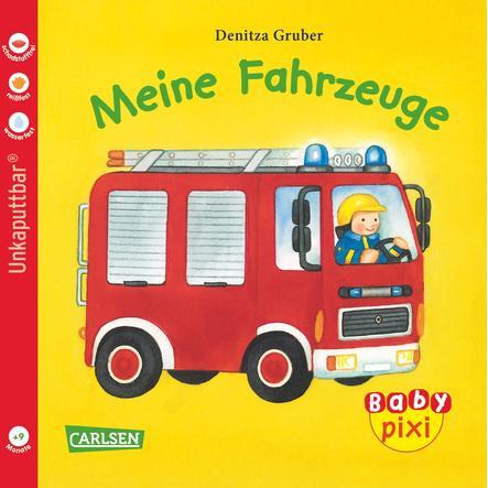 CARLSEN Baby Pixi 1: Meine Fahrzeuge
