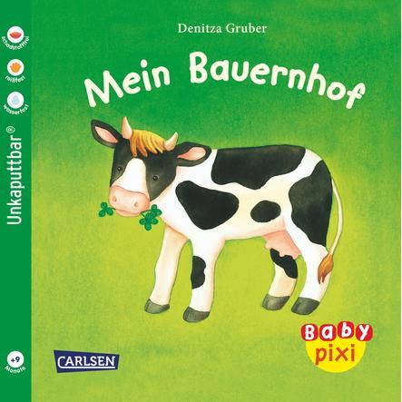 CARLSEN Baby Pixi 2: Mein Bauernhof