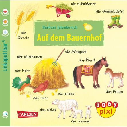 CARLSEN Baby Pixi 14: Auf dem Bauernhof