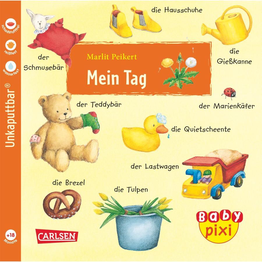 CARLSEN Baby Pixi 18: Mein Tag