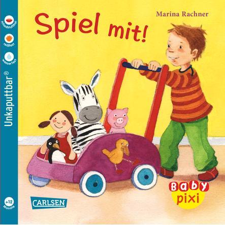 CARLSEN Baby Pixi 27: Spiel mit!