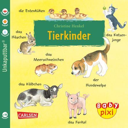 CARLSEN Baby Pixi 31: Tierkinder