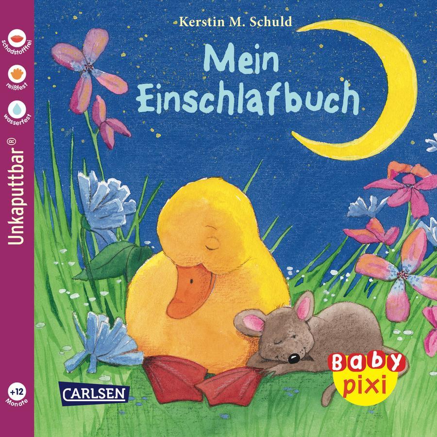 CARLSEN Baby Pixi 25: Mein Einschlafbuch