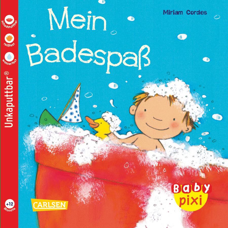 CARLSEN Baby Pixi 30: Mein Badespaß