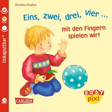 CARLSEN Baby Pixi 37: Eins, zwei, drei, vier…
