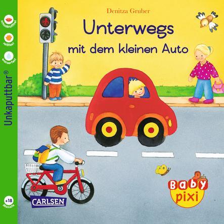 CARLSEN Baby Pixi 33: Unterwegs mit dem kleinen Auto