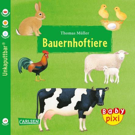 CARLSEN Baby Pixi 42: Bauernhoftiere