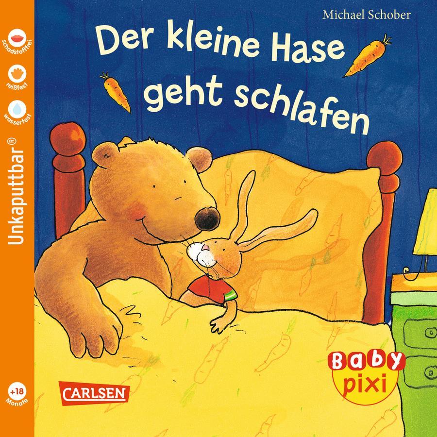 CARLSEN Baby Pixi 34: Der kleine Hase geht schlafen