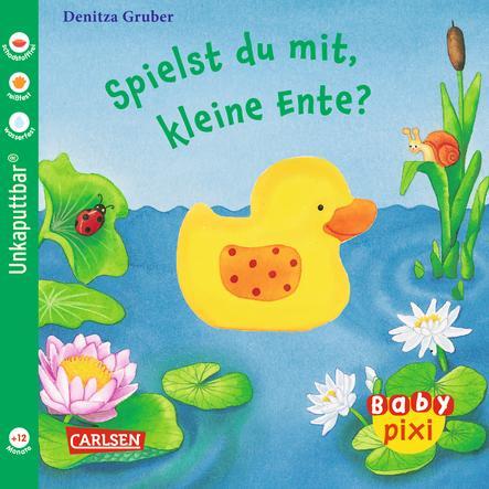 CARLSEN Baby Pixi 39: Spielst du mit, kleine Ente