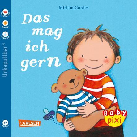CARLSEN Baby Pixi 41: Das mag ich gern