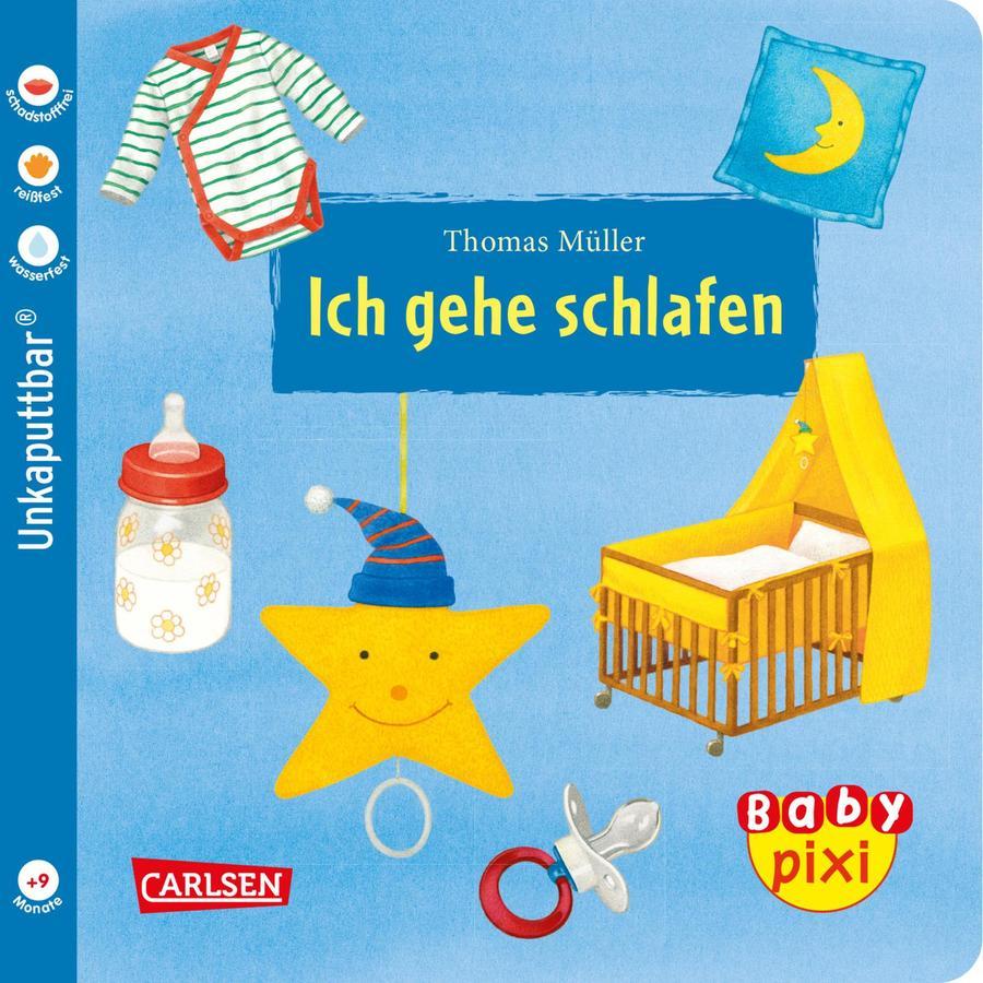 CARLSEN Baby Pixi 51: Ich gehe schlafen