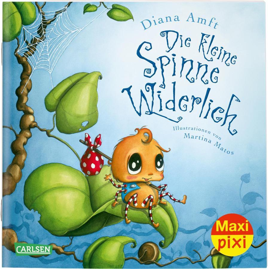 CARLSEN Maxi Pixi 311: Die kleine Spinne Widerlich