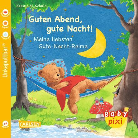 CARLSEN Baby Pixi 36: Guten Abend, gute Nacht!