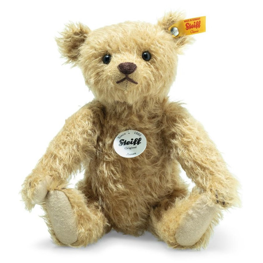 Steiff Teddybär James, 26 cm
