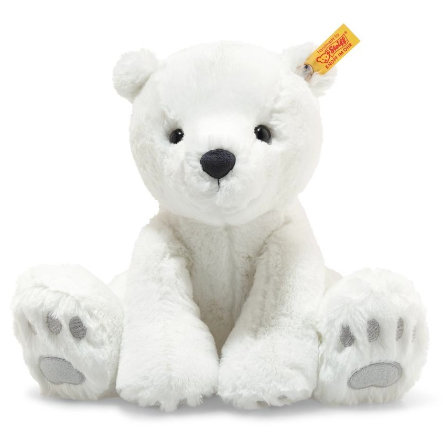 Steiff Soft Cuddly Friends Lasse Eisbär, 28 cm
