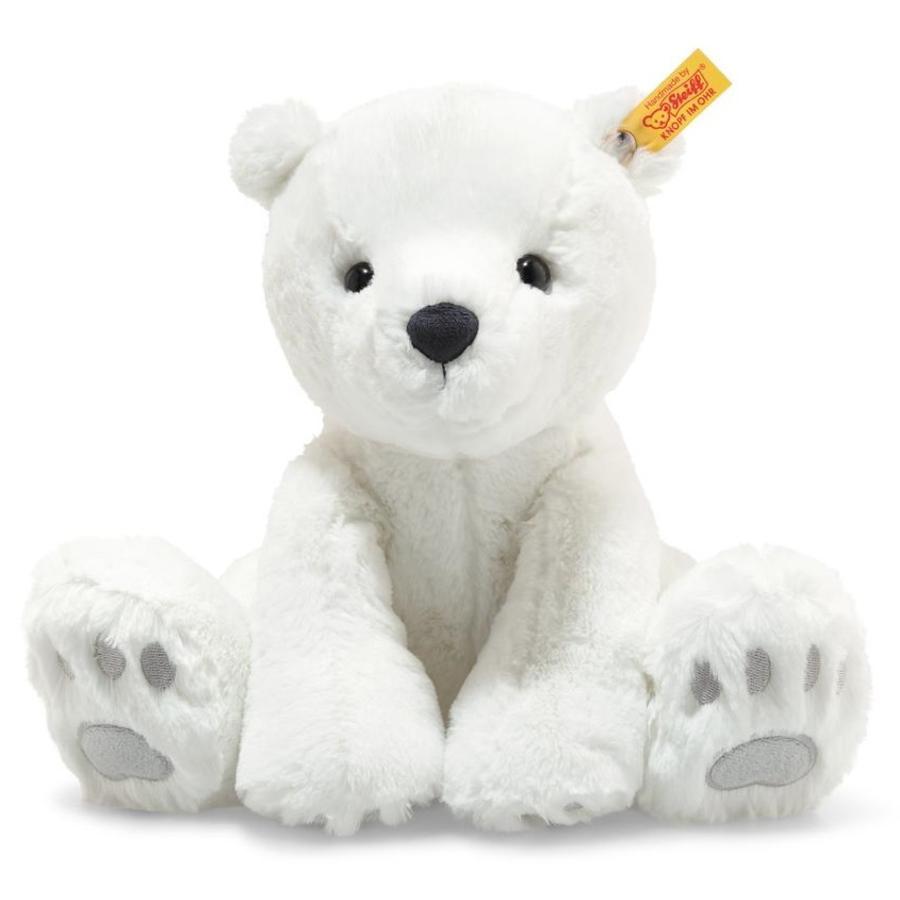 Steiff Soft Cuddly Friends Lasse lední medvěd, 28 cm