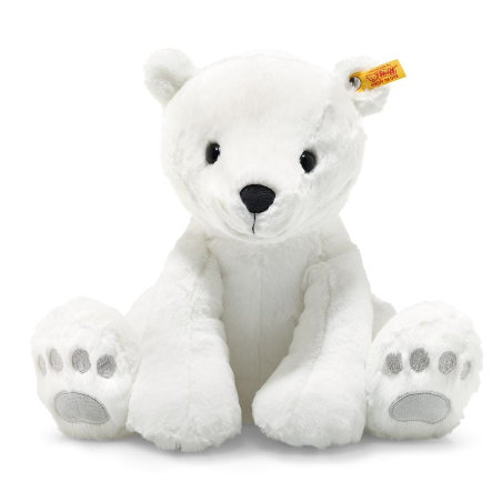 Steiff Soft Cuddly Friends Lasse Eisbär, 35 cm
