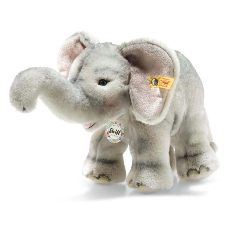 Steiff Back in Time Ellfie l'elefante, 28 cm