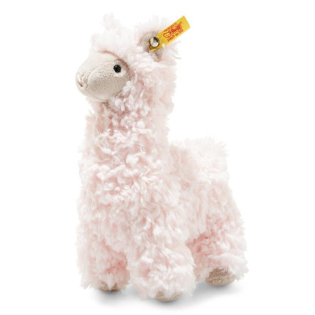 Steiff Soft Cuddly Friends Luciana Lama, 19 cm