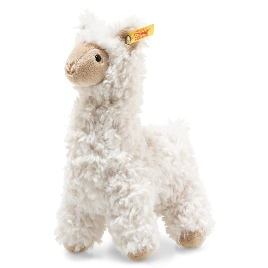 Steiff Soft Cuddly Friends Leandro Lama 19 cm