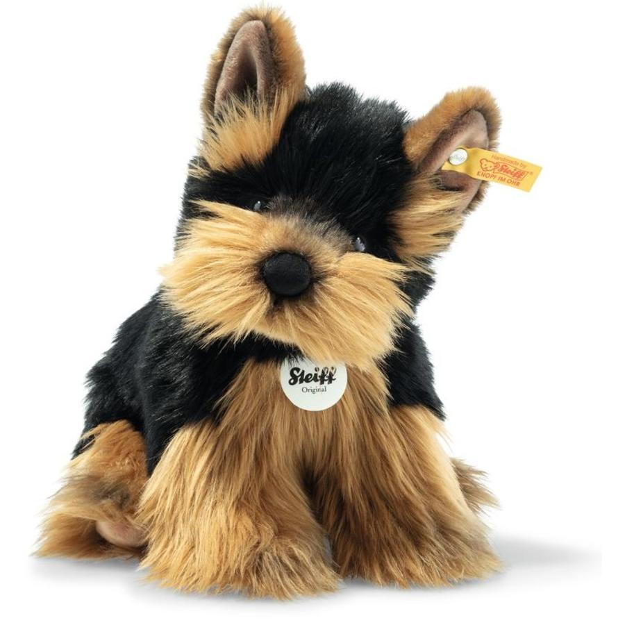 Steiff Peluche yorkshire terrier Herkules, 24 cm