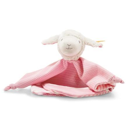 Steiff Chouchou d'agneau Liena, rose, 28 cm