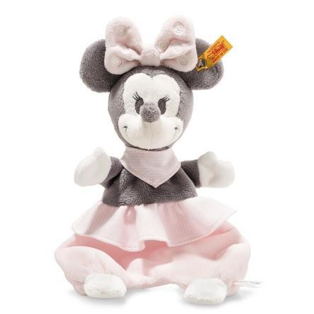 Steiff Disney Minnie Mouse koseklud med knirkende folie, 29 cm