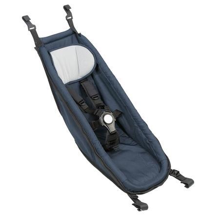 CROOZER Babysitz für Kid und Kid Plus Night blue