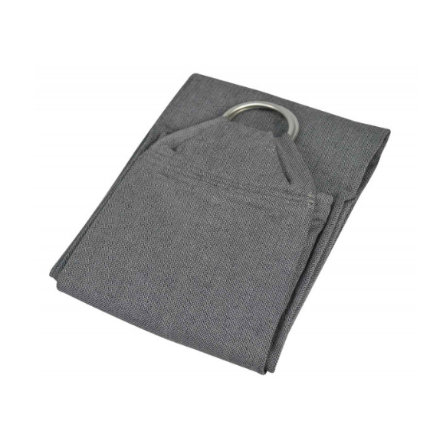AMAZONAS Écharpe de portage Ring Sling gris 180 cm