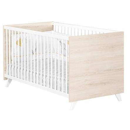 Baby Price Lit Enfant Evolutif Scandi Naturel 70x140 Cm