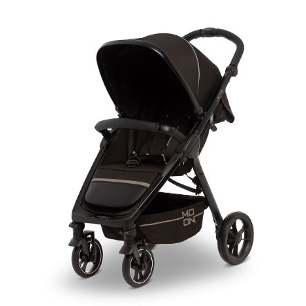 MOON Sportwagen JET R Black Grey Nylon Kollektion 2020