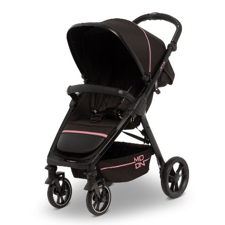 MOON Sportwagen JET R Black Rose Nylon