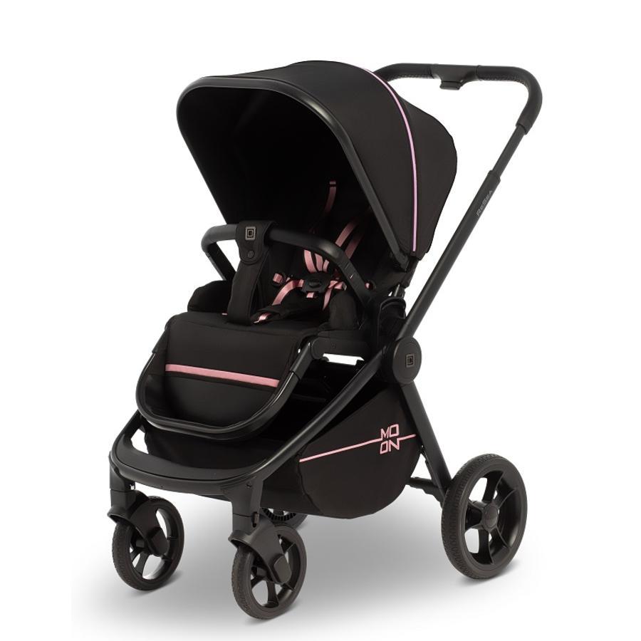 MOON Wózek sportowy Resea Sport Black Rose Nylon Kolekcja 2020