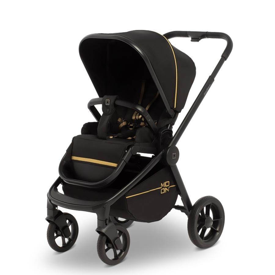 MOON Sportwagen Resea Sport Black Gold Nylon Kollektion 2020